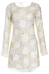 MLV Alina Sequined Dress