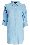 Jane Chambray Shirt Dress