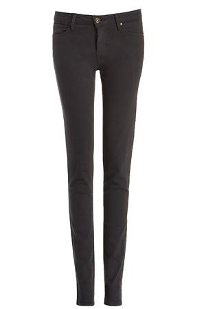 Just Black Stacia High Waist Skinny Jeans Slide 1