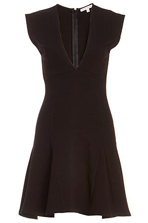 Hudgen Fit and Flare Dress Slide 1