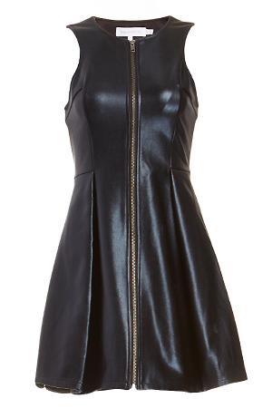 Finders Keepers Encore Vegan Leather Dress Slide 1