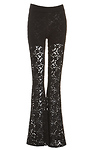 Somedays Lovin Damaged Lace Flares