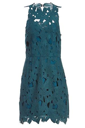 SAYLOR x Piper Floral Lace Dress Slide 1