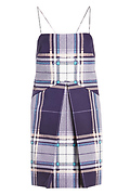 Finders Keepers Tartan All Time High Dress