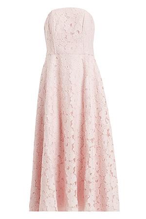 BB Dakota Alva Lace Midi Dress Slide 1