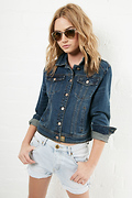 One Teaspoon Brando Chargers Denim Shorts