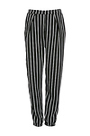 Glamorous Tapered Cuff Striped Trousers