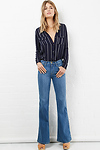 Current/Elliott The Girl Crush Flare Jeans