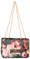 Work of Art Floral Purse