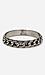 DAILYLOOK Chain Gang Bangle Bracelet Set Thumb 2