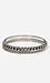 DAILYLOOK Chain Gang Bangle Bracelet Set Thumb 3
