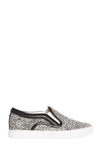 Dolce Vita Zoren Calf Hair Sneakers Slide 1