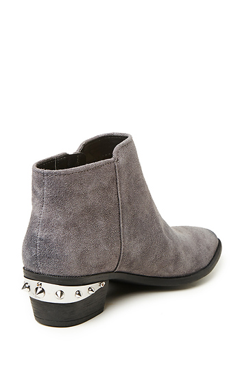 bae227cef71836 Circus by Sam Edelman Holt Booties in Grey