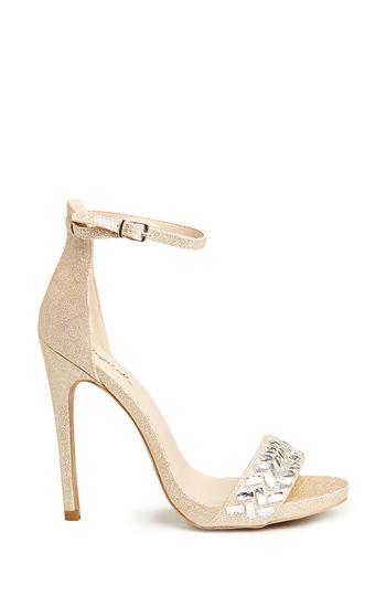 Taryn Sequin High Heels Slide 1