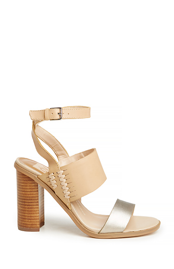 Dolce Vita Wendi Leather Sandal Slide 1