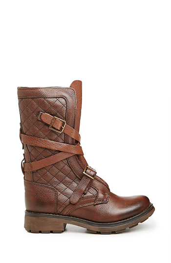 Steve Madden Bounti Quilted Boots Slide 1