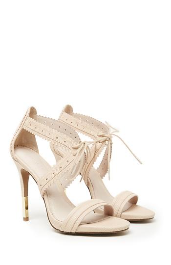 Pour La Victoire Shana Strappy Heels Slide 1