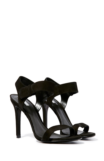 Schutz Dubia Simple Strap Sleek Heels Slide 1