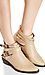 Cutout Ankle Boots Thumb 1