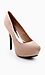 Pointed Toe Platforms Thumb 1