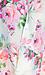 Draped Floral Print Top Thumb 4