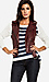 BB Dakota Anne Leatherette Vest Thumb 1