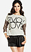 Love Leopard Sweatshirt Thumb 1