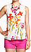 Tropical Punch Floral Blouse Thumb 1