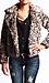 Leopard Faux Fur Coat Thumb 2