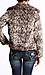 Leopard Faux Fur Coat Thumb 4