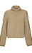 Vero Moda Eyelash Knit Roll Neck Sweater Thumb 1