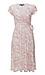 Matty M Tye Dye Faux Wrap Dress Thumb 1