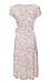 Matty M Tye Dye Faux Wrap Dress Thumb 2