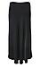 Solid Midi Skirt Thumb 2