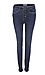 Flying Monkey Exposed Button Skinny Jean Thumb 1