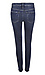 Flying Monkey Exposed Button Skinny Jean Thumb 2