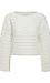 Pointelle Cropped Sweater Thumb 1
