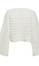 Pointelle Cropped Sweater Thumb 2