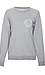 ISMBS Smiley Face Embroidered Sweatshirt Thumb 1