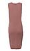 Shirred Side Sleeveless Dress Thumb 2