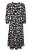 Elbow Sleeve Tiered Midi Dress Thumb 2