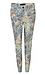 Kut from the Kloth Printed High Rise Ankle Skinny Thumb 1