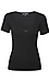 V Neck Fitted T-Shirt Thumb 1