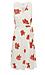 Surplice Floral Print Midi Dress Thumb 1