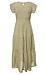 Flutter Sleeve Midi Dress Thumb 2