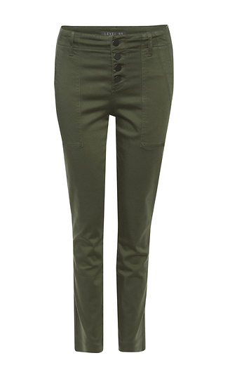 Level 99 Exposed Button Fly Utility Pant Slide 1