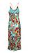 Willow & Clay Printed Slip Dress Thumb 2