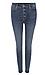 Liverpool Exposed Button Fly Ankle Skinny Thumb 1