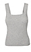 Current Air Sleeveless Square Neck Top Thumb 1