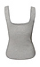 Current Air Sleeveless Square Neck Top Thumb 2